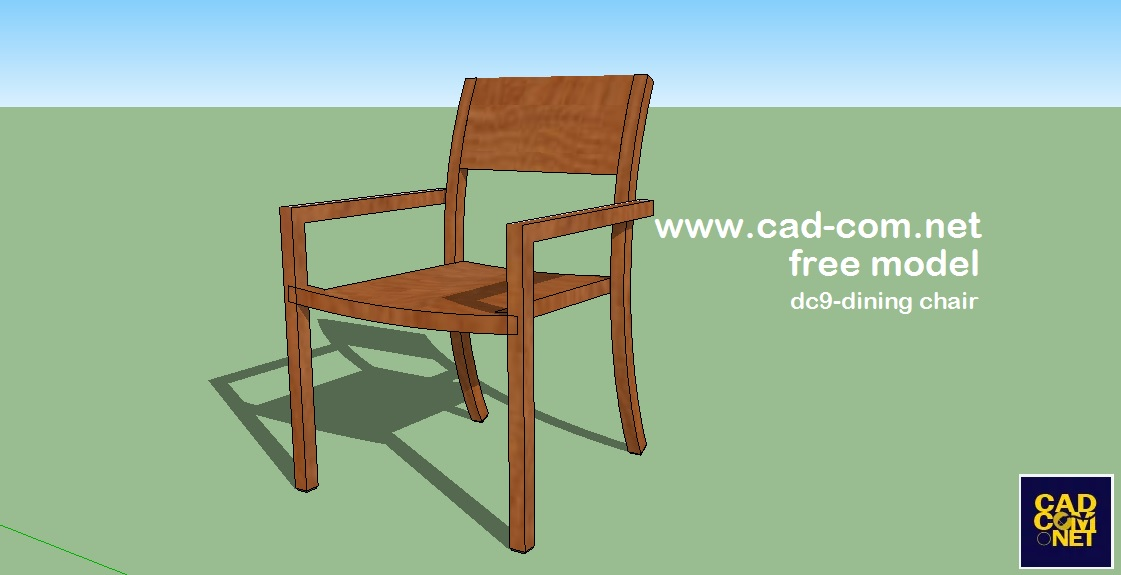 dc9-dining chair