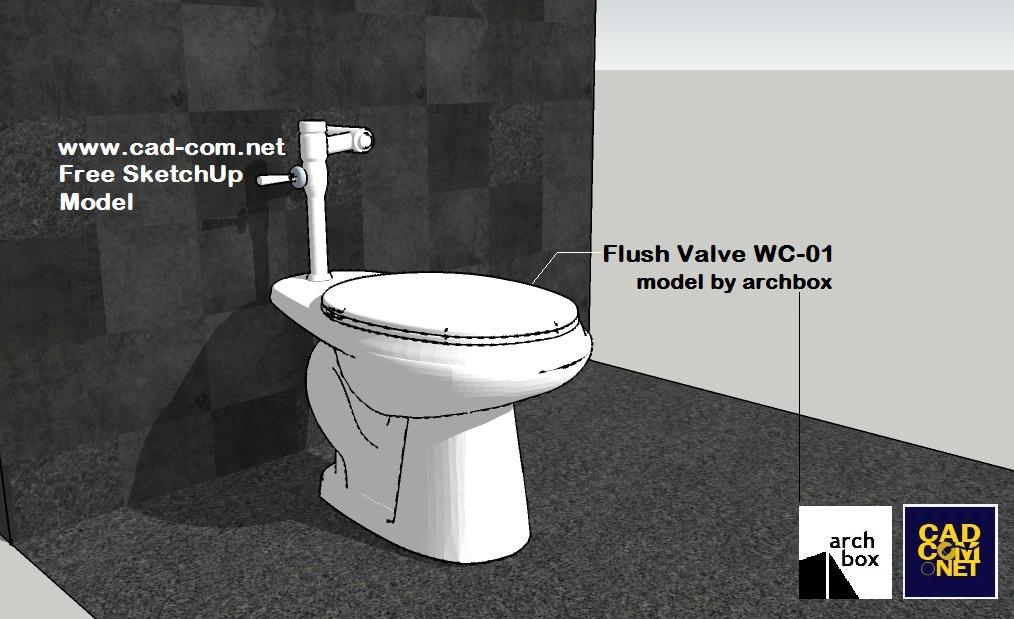 flush valve WC-01